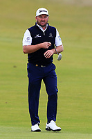 Graeme McDowell (NIR) on the 4th fairway during Round 2 of the Alfred Dunhill Links Championship 2019 at Kingbarns Golf CLub, Fife, Scotland. 27/09/2019.<br /> Picture Thos Caffrey / Golffile.ie<br /> <br /> All photo usage must carry mandatory copyright credit (© Golffile | Thos Caffrey)