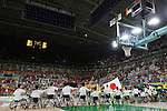 Japan team group (JPN),<br /> SEPTEMBER 11, 2016 - Wheelchair Basketball : <br /> Preliminary Round Group A<br /> match between Japan - Canada<br /> at Rio Olympic Arena<br /> during the Rio 2016 Paralympic Games in Rio de Janeiro, Brazil.<br /> (Photo by Shingo Ito/AFLO)