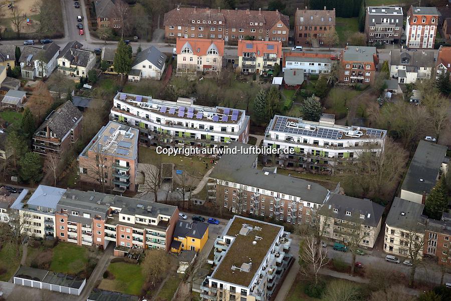 Gojenberg: EUROPA, DEUTSCHLAND, HAMBURG 17.02.2016:  Gojenberg
