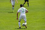 13.07.2019, Parkstadion, Zell am Ziller, AUT, FSP, Werder Bremen vs. Darmstadt 98<br /> <br /> im Bild / picture shows <br /> Nuri Sahin (Werder Bremen #17)<br /> Einzelaktion, Ganzkörper / Ganzkoerper<br /> Rueckansicht<br /> <br /> Foto © nordphoto / Kokenge