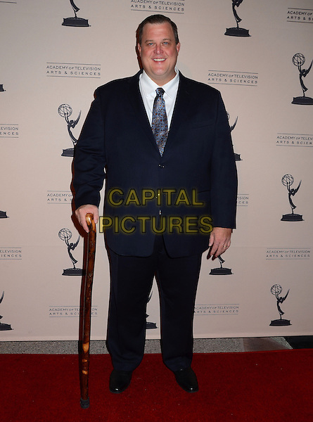Billy Gardell<br /> The Television Academy presents An Evening Honoring James Burrows at The Academy of Television Arts &amp; Sciences in North Hollywood, California, USA.<br /> October 7th, 2013<br /> full length suit cane black   <br /> CAP/ADM/BT<br /> &copy;Birdie Thompson/AdMedia/Capital Pictures