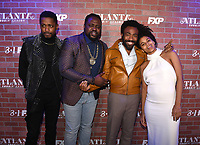 "2/19/2018 - Los Angeles:  FX's ""Atlanta Robbin' Season"" - Blue Carpet"