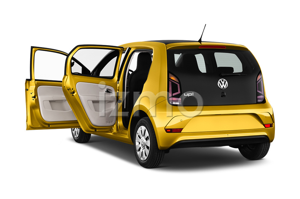 Car images of 2017 Volkswagen UP Move-up 5 Door Hatchback Doors