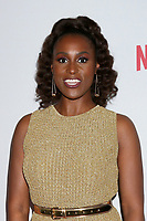 LOS ANGELES - JAN 22:  Issa Rae at the 2020 African American Film Critics Association Awards at the Taglyan Complex on January 22, 2020 in Los Angeles, CA
