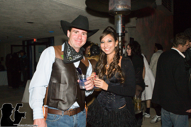 Binions Hotel Casino host Dan Akroid, Crystal Head Vodka and Monster energy drink after party