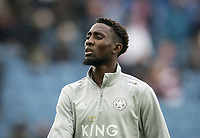 Wilfred Ndidi of Leicester City pre match during the Premier League match between Leicester City and Newcastle United at the King Power Stadium, Leicester, England on 29 September 2019. Photo by Andy Rowland.