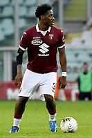 Ola Aina of Torino FC <br /> Torino 27-10-2019 Stadio Olimpico <br /> Football Serie A 2019/2020 <br /> FC Torino - Cagliari Calcio <br /> Photo Giuliano Marchisciano / Insidefoto