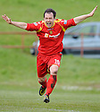 Albion Rovers v Elgin City 12th May 2012