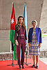 QUEEN RANIA<br /> attended a meeting with UNESCO Director-General Irina Bokova in Paris, to discuss how the recent regional developments have affected the progress of education in Jordan and the Arab world_17/9/2014<br /> Mandatory Photo Credit: &copy;Royal Hashemite Court/NEWSPIX INTERNATIONAL<br /> <br /> **ALL FEES PAYABLE TO: &quot;NEWSPIX INTERNATIONAL&quot;**<br /> <br /> PHOTO CREDIT MANDATORY!!: NEWSPIX INTERNATIONAL(Failure to credit will incur a surcharge of 100% of reproduction fees)<br /> <br /> IMMEDIATE CONFIRMATION OF USAGE REQUIRED:<br /> Newspix International, 31 Chinnery Hill, Bishop's Stortford, ENGLAND CM23 3PS<br /> Tel:+441279 324672  ; Fax: +441279656877<br /> Mobile:  0777568 1153<br /> e-mail: info@newspixinternational.co.uk