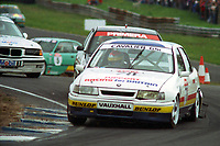 1992 British Touring Car Championship #78 Bobby Verdon-Roe (GBR). Ecurie Ecosse Vauxhall. Vauxhall Cavalier GSi.