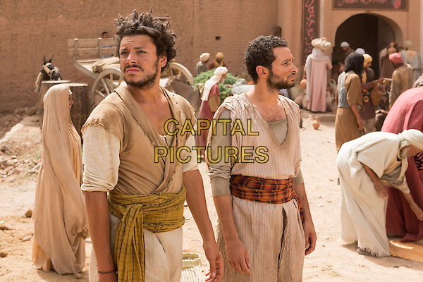 Les nouvelles aventures d'Aladin (2015) <br /> Kev Adams, William Lebghil<br /> *Filmstill - Editorial Use Only*<br /> CAP/KFS<br /> Image supplied by Capital Pictures