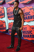 NASHVILLE, TN, USA - JUNE 04: Jason Derulo at the 2014 CMT Music Awards held at the Bridgestone Arena on June 4, 2014 in Nashville, Tennessee, United States. (Photo by Celebrity Monitor)