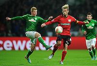 Fussball Bundesliga 2012/13: Werder Bremen - Leverkusen