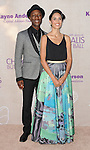 Aloe Blacc and Maya Jupiter attending the 14th Annual Chrysalis Butterfly Ball held at a private Mandeville Canyon Estate Los Angeles CA. June 6, 2015
