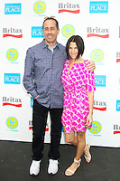 Jerry Seinfeld and Jessica Seinfeld at the 2012 Baby Buggy Bedtime Bash hosted by Jessica And Jerry Seinfeld on June 6, 2012 in New York City. © mpi44/MediaPunch Inc. ***NO GERMANY***NO AUSTRIA***