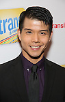 Telly Leung attends the Broadway Opening Night Performance Press Reception for  'In Transit' at Circle in the Square Theatre on December 11, 2016 in New York City.