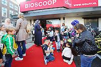 20160928 - Utrecht - Foto: Ramon Mangold/ NFF - Kidsbios in Wolff City.