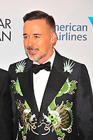 NEW YOKR, NY - NOVEMBER 7: David Furnish at The Elton John AIDS Foundation's Annual Fall Gala at the Cathedral of St. John the Divine on November 7, 2017 in New York City. Credit:John Palmer/MediaPunch /NortePhoto.com