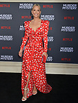 "Molly Sims 117 arrives at the LA Premiere Of Netflix's ""Murder Mystery"" at Regency Village Theatre on June 10, 2019 in Westwood, California"