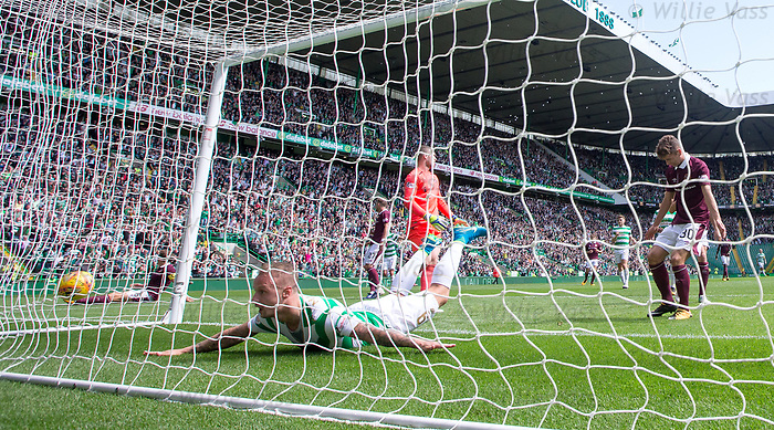 Leigh Griffiths heads in goal no 2