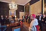 Nederland, Utrecht, 09-03-2012 Heropening Stadskasteel Paushuize . Foto: Gerard Til