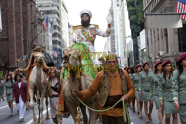 SACHA  BARON COHEN.in The Dictator .*Filmstill - Editorial Use Only*.CAP/FB.Supplied by Capital Pictures.