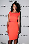 Actress Nichole Galicia attends the annual Whitney Art Party hosted by the Whitney Contemporaries, and sponsored by Max Mara, at Skylight at Moynihan Station on May 1, 2013.