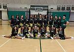 11-29-18, Huron High School winter cheer team