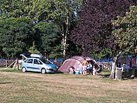 Camping holiday in France..©shoutpictures.com..john@shoutpictures.com