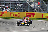 Daniel Ricciardo (Australia) number 3 for team Red Bull competing at the Formula 1 race in Montreal for the Canadian Grnd Prix