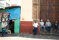 La Huatapera, Uruapan, Michoacan. Aromas y Sabores with Chef Patricia Quintana
