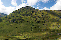 Ben Vane, Arrochar Alps, Loch Lomondside, Loch Lomond and The Trossachs National Park, Southern Highlands, Stirlingshire<br /> <br /> Copyright www.scottishhorizons.co.uk/Keith Fergus 2011 All Rights Reserved