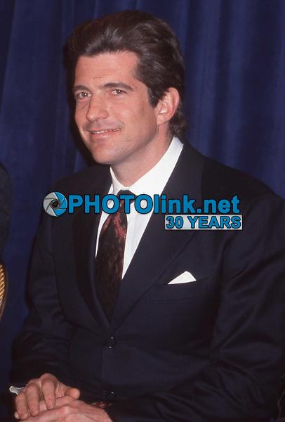 John Kennedy Jr<br /> Photo by John Barrett/PHOTOlink.net