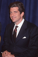 John Kennedy Jr<br /> Photo by John Barrett/PHOTOlink.net