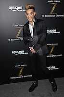 www.acepixs.com<br /> January 25, 2017  New York City<br /> <br /> Frankie Grande attending Amazon's New Series 'Z: The Beginning Of Everything' Premiere at SVA Theatre on January 25, 2017 in New York City.<br /> <br /> <br /> Credit: Kristin Callahan/ACE Pictures<br /> <br /> <br /> Tel: 646 769 0430<br /> Email: info@acepixs.com