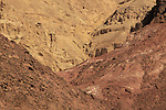 "Israel, Arava region, the road to the ""Hidden Valley"" in Eilat Mountains"