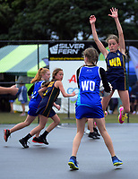 Netball. 2019 AIMS games at Bay Park in Mount Maunganui, New Zealand on Tuesday, 10 September 2019. Photo: Dave Lintott / lintottphoto.co.nz