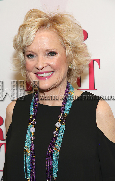 Christine Ebersole attends the Broadway opening night after party for 'War Paint' at Gotham Hall on April 6, 2017 in New York City