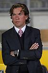 Nederland, Breda, 24 maart 2012.Eredivisie .Seizoen 2011-2012.NAC-N.E.C. (1-1).Alex Pastoor, trainer-coach van NEC
