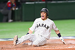 Nobuhiro Matsuda (JPN), <br /> MARCH 14, 2017 - WBC : <br /> 2017 World Baseball Classic <br /> Second Round Pool E Game <br /> between Japan 8-5 Cuba <br /> at Tokyo Dome in Tokyo, Japan. <br /> (Photo by YUTAKA/AFLO SPORT)