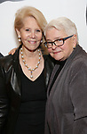 Daryl Roth and Paula Vogel attends the Broadway Opening Night Performance of 'Present Laughter' at St. James Theatreon April 5, 2017 in New York City