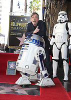 HOLLYWOOD, CA - MARCH 8: Mark Hamill, at Mark Hamill Honored With Star On The Hollywood Walk Of Fame At Hollywood Blvd in Hollywood, California on March 8, 2018. <br /> CAP/MPI/FS<br /> &copy;FS/MPI/Capital Pictures