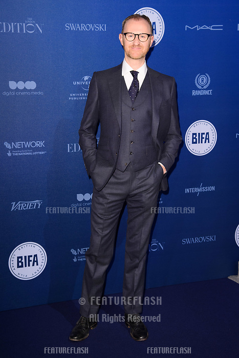 Mark Gatiss at the British Independent Film Awards 2017 at Old Billingsgate, London, UK. <br /> 10 December  2017<br /> Picture: Steve Vas/Featureflash/SilverHub 0208 004 5359 sales@silverhubmedia.com