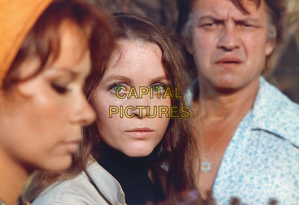 Tisa Farrow, Jean Gaven<br /> in And Hope to Die (1972) <br /> (La course du lievre a travers les champs)<br /> *Filmstill - Editorial Use Only*<br /> CAP/NFS<br /> Image supplied by Capital Pictures