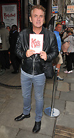 Shane Richie at the &quot;Kinky Boots&quot; gala performance, Adelphi Theatre, The Strand, London, England, UK, on Tuesday 29 May 2018.<br /> CAP/CAN<br /> &copy;CAN/Capital Pictures