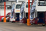 Lothian Bus stock images<br /> <br /> Image by: Malcolm McCurrach
