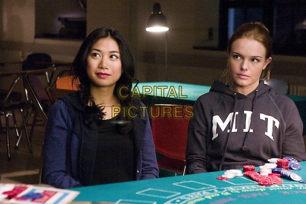 Liza Lapira & Kate Bosworth.in 21.*Filmstill - Editorial Use Only*.CAP/NFS.Supplied by Capital Pictures.