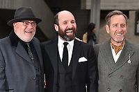 Ray Winstone, Michael Smiley and Johnny Harris<br /> at the &quot;Jawbone&quot; premiere held at the bfi, South Bank, London. <br /> <br /> <br /> &copy;Ash Knotek  D3263  08/05/2017