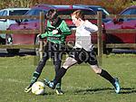 Cian Hermitage Albion Rovers Square United Callum Caffrey. Photo:Colin Bell/pressphotos.ie