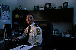 Chief Deputy Donald Lowe of the Louisa County Sheriff's Office.